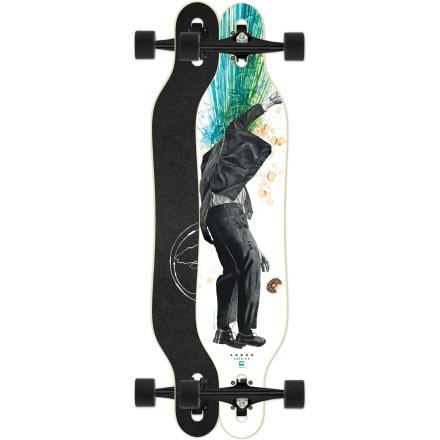 Arbor Axis Grip Tape Longboard