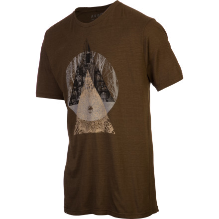 Arbor Coalesce T-Shirt - Short-Sleeve - Men's