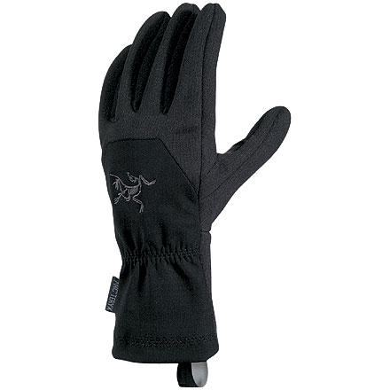 photo: Arc'teryx Hardface Glove soft shell glove/mitten