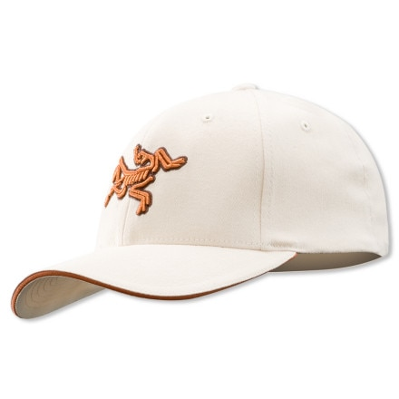 Arc'teryx Embroidered Bird Baseball Hat