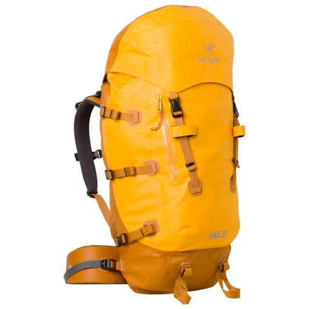 photo: Arc'teryx Naos 55 weekend pack (3,000 - 4,499 cu in)