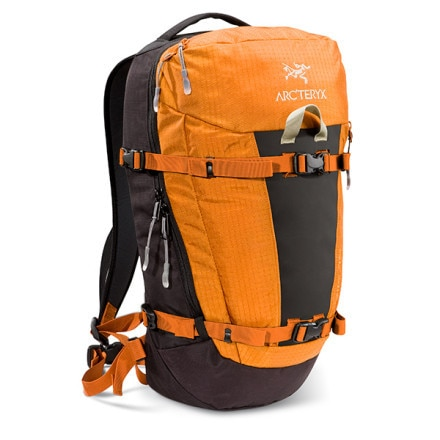 photo: Arc'teryx Silo 18 winter pack