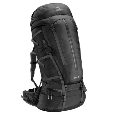 photo: Arc'teryx Bora 95 expedition pack (4,500+ cu in)