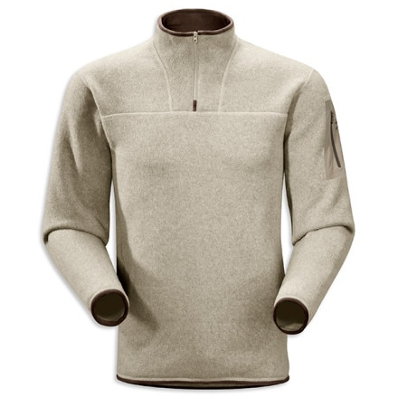 Arc'teryx Covert Zip Neck Sweater - Men's
