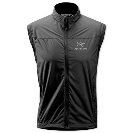 photo: Arc'teryx Men's Celeris Vest wind shell vest