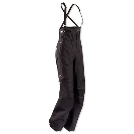 photo: Arc'teryx Scimitar Bib waterproof pant