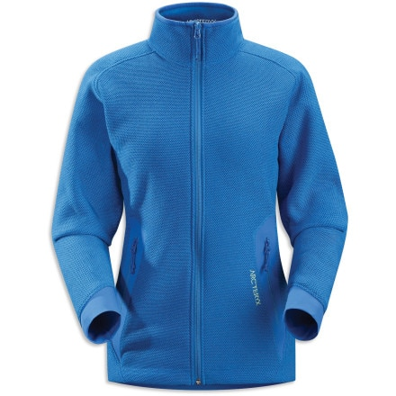 photo: Arc'teryx Women's Strato Jacket fleece jacket