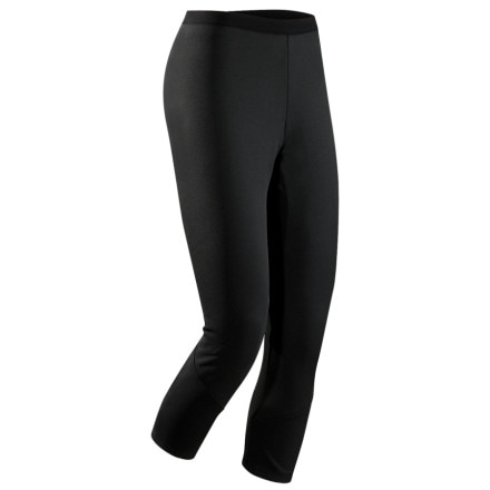 photo: Arc'teryx Women's Phase SV Boot Cut base layer bottom