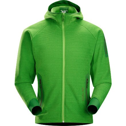 Arc'teryx Strato Hooded Fleece Jacket - Men's