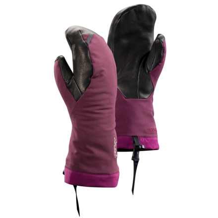 photo: Arc'teryx Women's Sigma AR Mitt insulated glove/mitten
