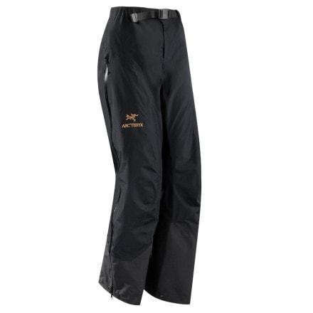 photo: Arc'teryx Women's Beta LT Pant waterproof pant