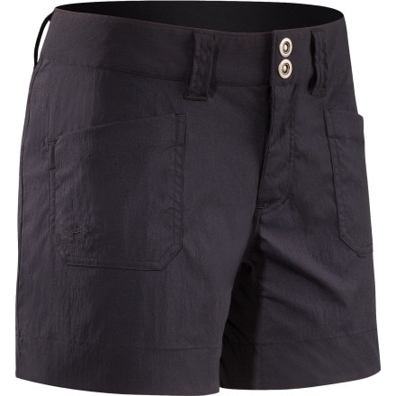 photo: Arc'teryx Rampart Short hiking short