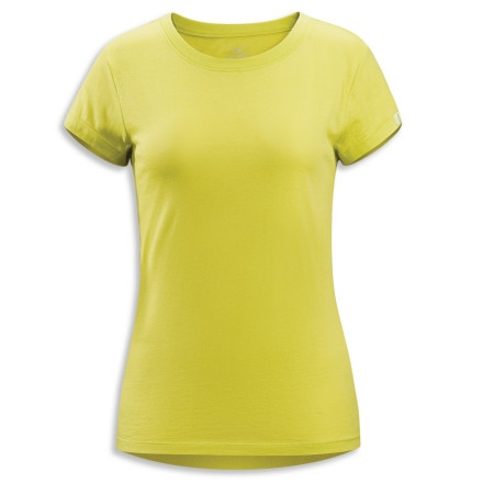 Arc'teryx Mini Logo T-Shirt - Short-Sleeve - Women's