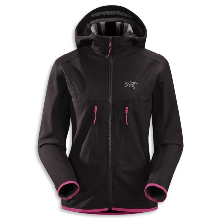 photo: Arc'teryx Women's Acto MX Hoody fleece jacket