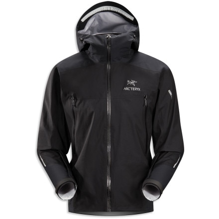photo: Arc'teryx Men's Beta FL Jacket waterproof jacket