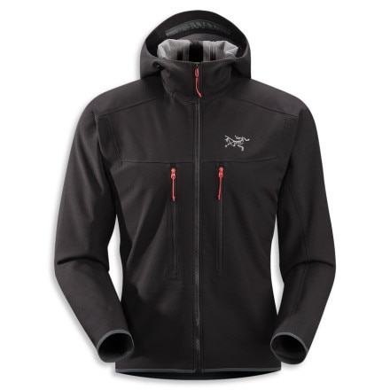 Arc'teryx Acto MX Fleece Hooded Jacket - Men's