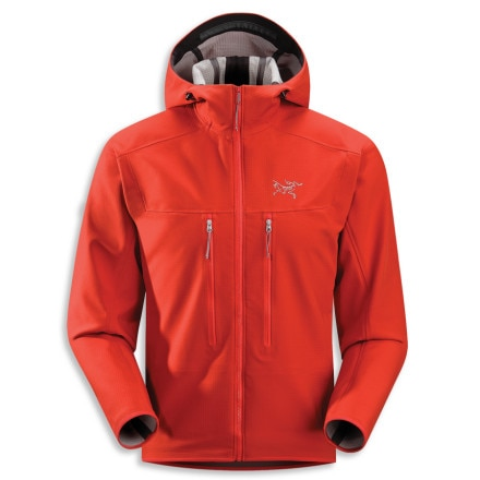Arc'teryx Acto MX Hooded Fleece Jacket - Men's