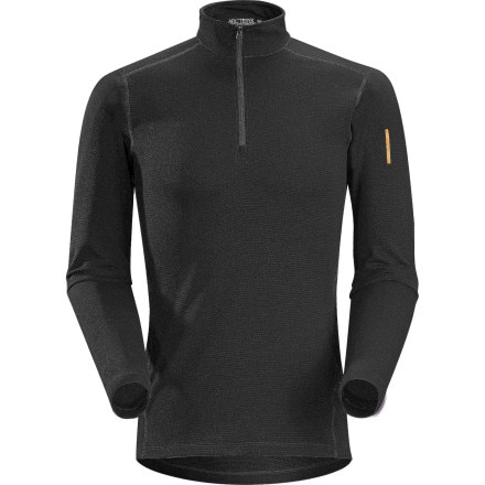 photo: Arc'teryx Men's Phase SV Zip-Neck LS
