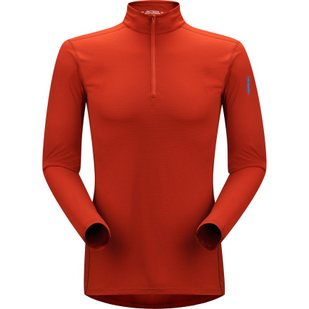 photo: Arc'teryx Men's Phase SL LS Zip Neck