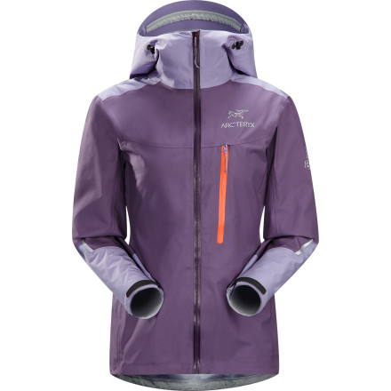 photo: Arc'teryx Women's Alpha FL Jacket