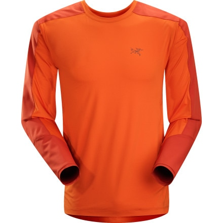 photo: Arc'teryx Ether Comp Crew Long Sleeve