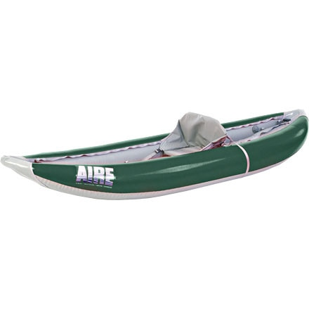Aire Lynx I Inflatable Kayak Green, One Size