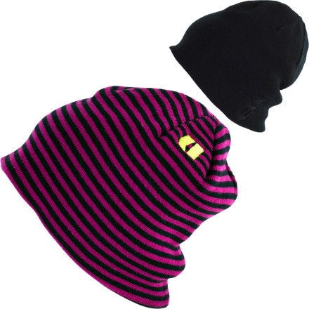 Armada Hands Down Reversible Beanie - Women's