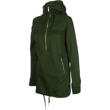 Armada Sayulita Fleece Hooded Pullover - Women's