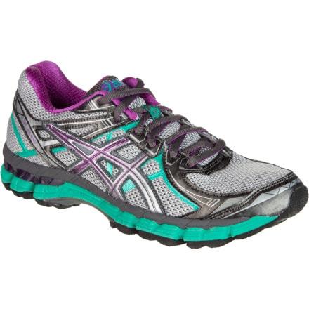 asics gt 2000 2 trail running shoe women 39 s. Black Bedroom Furniture Sets. Home Design Ideas