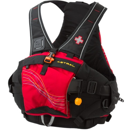photo: Astral Aquavest LE6 life jacket/pfd