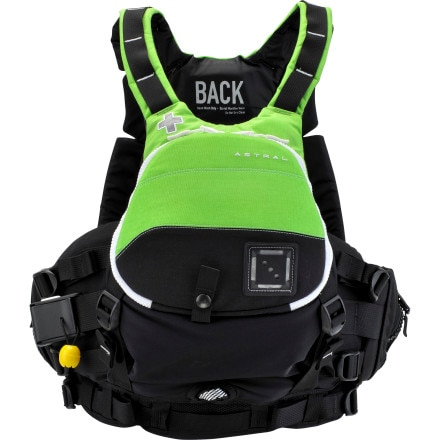Astral GreenJacket Personal Flotation Device