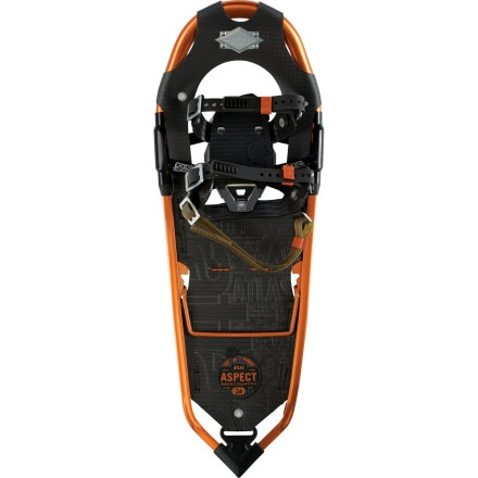 photo: Atlas Aspect Snowshoes