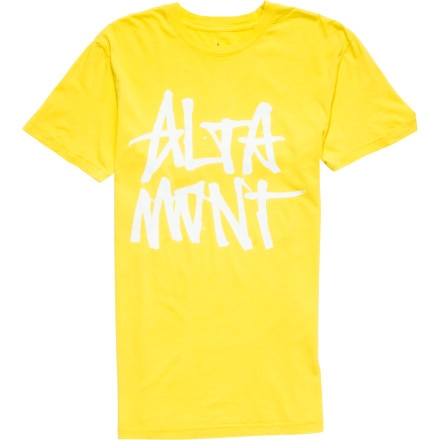 Altamont Stacked T-Shirt - Short-Sleeve - Men's