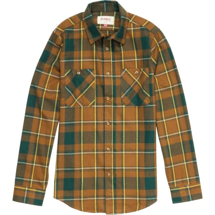 Altamont Strake Flannel Shirt - Long-Sleeve - Men's