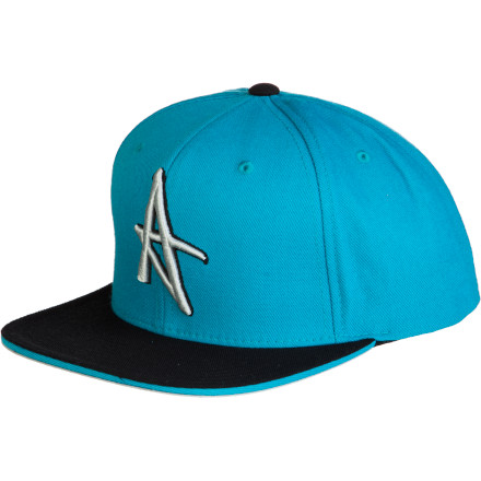 Altamont The Wood Snapback Hat