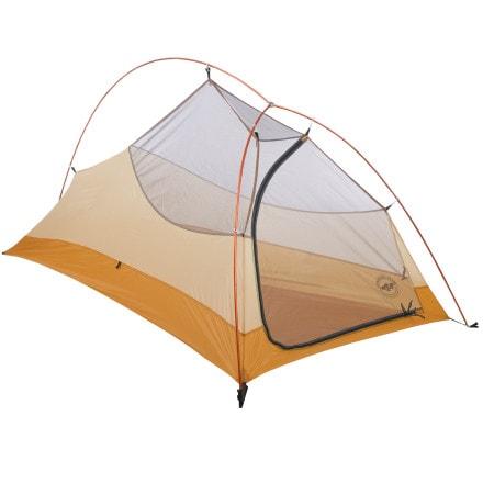 Big Agnes Fly Creek UL1 Ultra Light Tent: 1-Person 3-Season