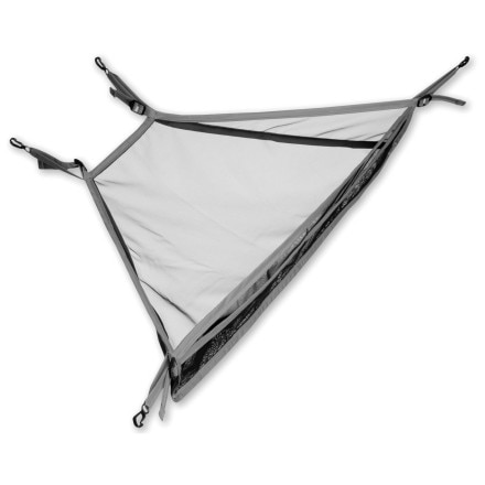 photo: Big Agnes Trapezoid Gear Loft gear loft