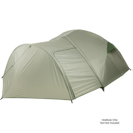 Big Agnes Emerald Mountain SL 3 Accessory Vestibule