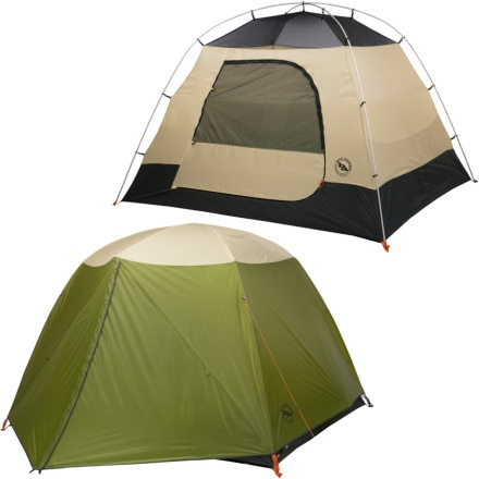 photo: Big Agnes Jupiter's Cabin 4 three-season tent