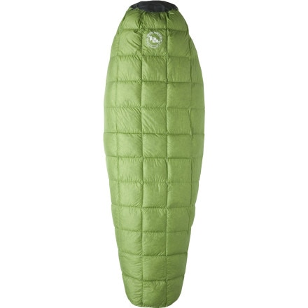 Shop for Big Agnes Pitchpine SL Sleeping Bag: 45 Degree Down