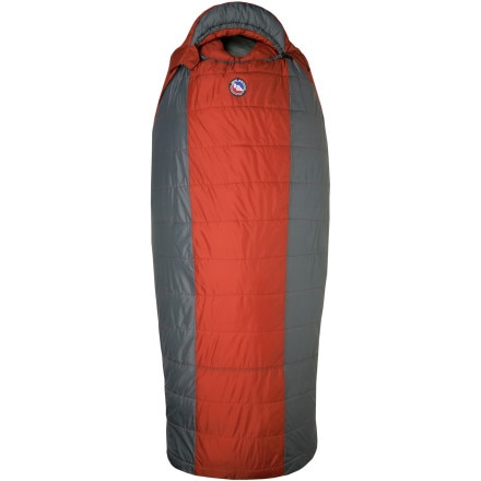Big Agnes Whisky Park Sleeping Bag; 0 Degree Synthetic