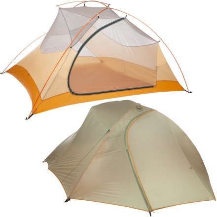 Shop for Big Agnes Fly Creek UL4 Tent: 4-Person 3-Season