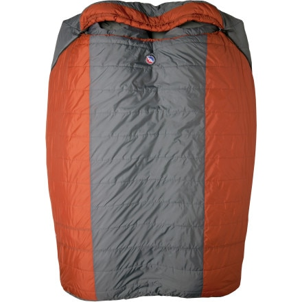 Big Agnes Dream Island Sleeping Bag: 15 Degree Synthetic