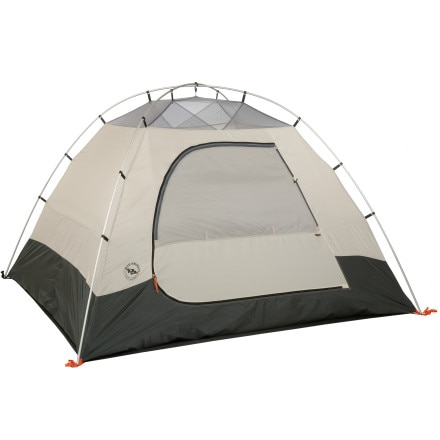 Big Agnes Picket Mountain Tent: 4-Person 3-Season