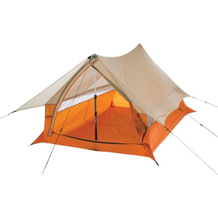 Big Agnes Scout Tent: 2-Person 3-Season