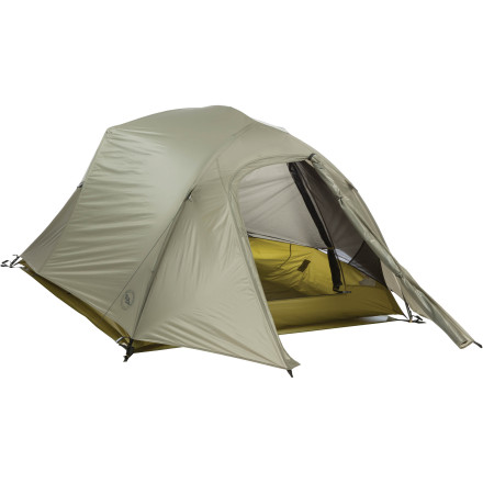 Big Agnes Seedhouse SL 3 Tent: 3-Person 3-Season
