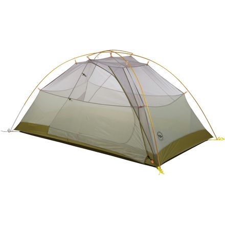 Big Agnes Fishhook UL Tent: 2-Person 3-Season
