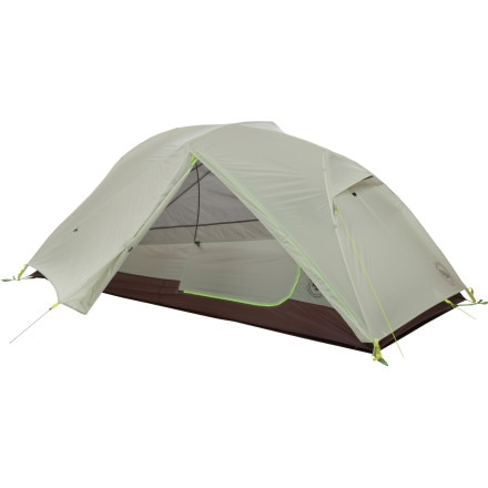 Big Agnes Jack Rabbit SL Tent: 1-Person 3-Season