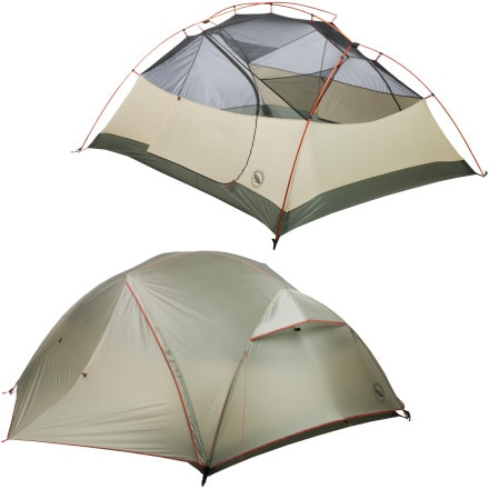 Shop for Big Agnes Jack Rabbit SL Tent: 3-Person 3-Season
