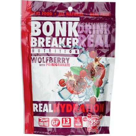 Bonk Breaker Energy Bars Hydration Drink Mix